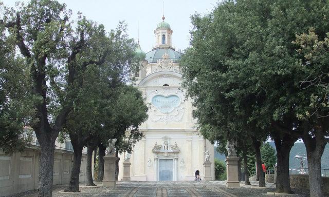 церковь в Сан-Ремо
