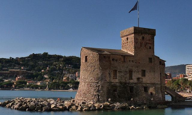 замок Рапалло