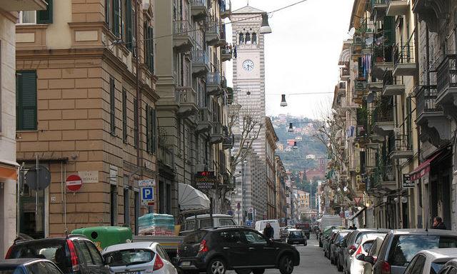 Специя, Италия