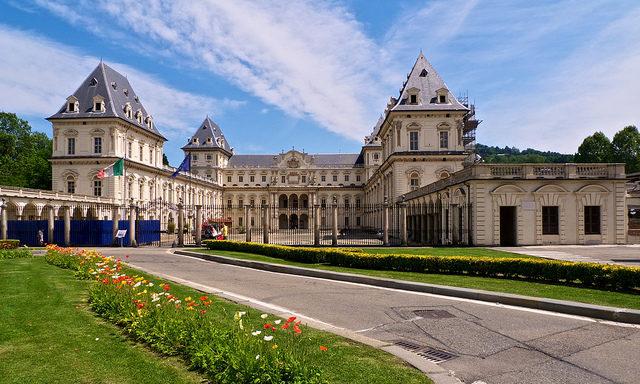 дворец Валентино