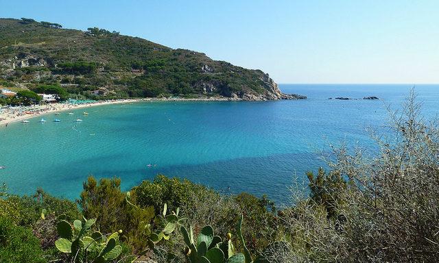 Пляжи Тосканы