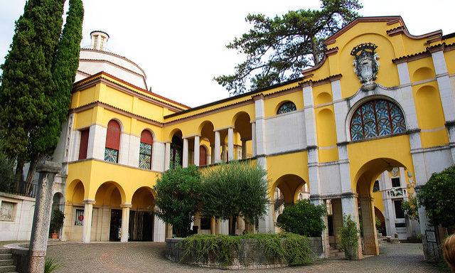 Дворец Витториале