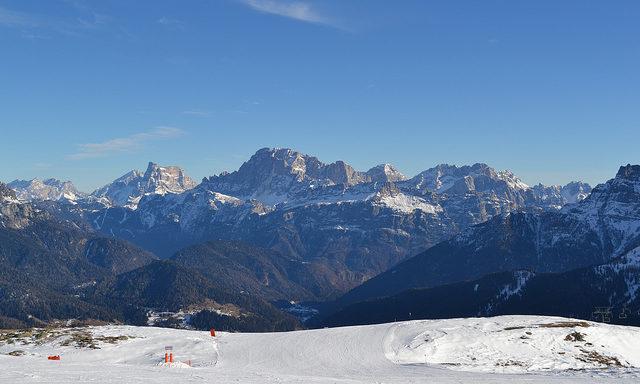 Горы Валь-ди-Фасса