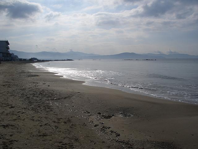 Martin Belam-Песчаное побережье Фоллоники