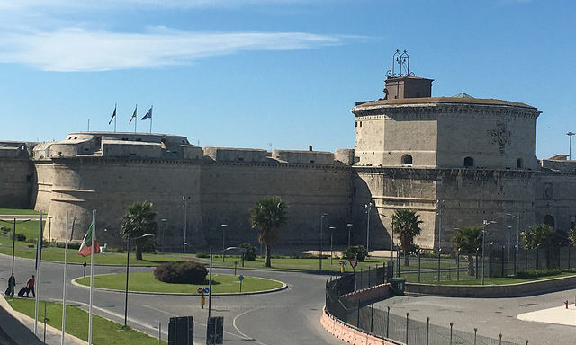 Крепость Микеланджело