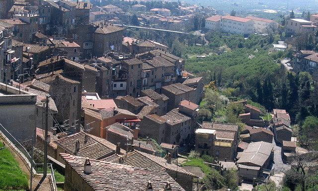 Средневековый район Сан-Пеллегрино