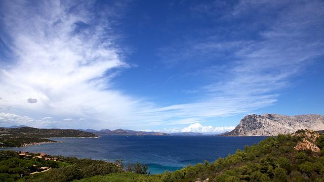 Виды Сардинии