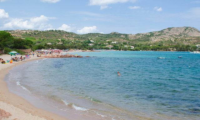 Пляжи Ольбии