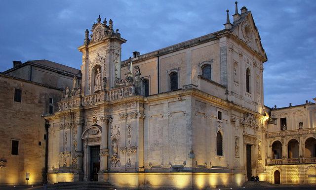 Кафедральный собор Лечче