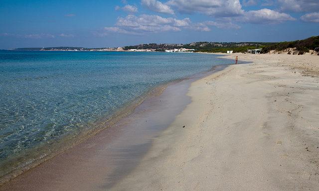 Пляж Rivabella