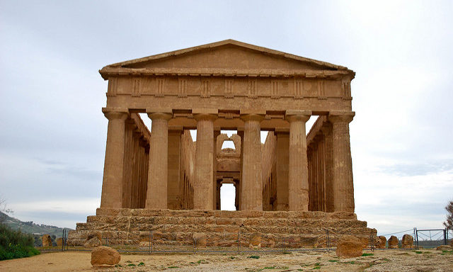 Долина храмов, Агридженто