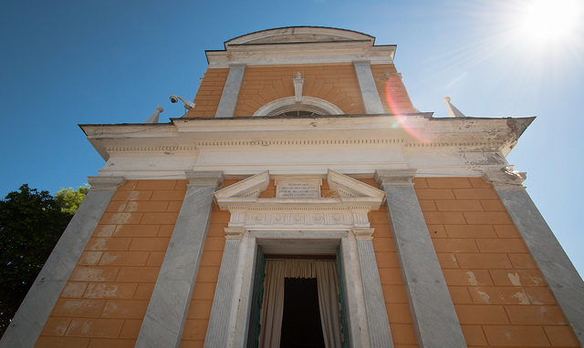 Церковь Святого Георгия, Портофино