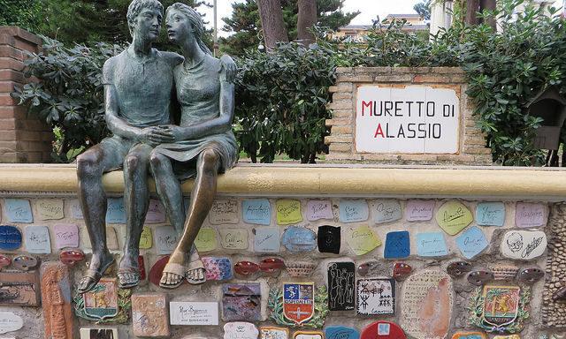 стена Муретто