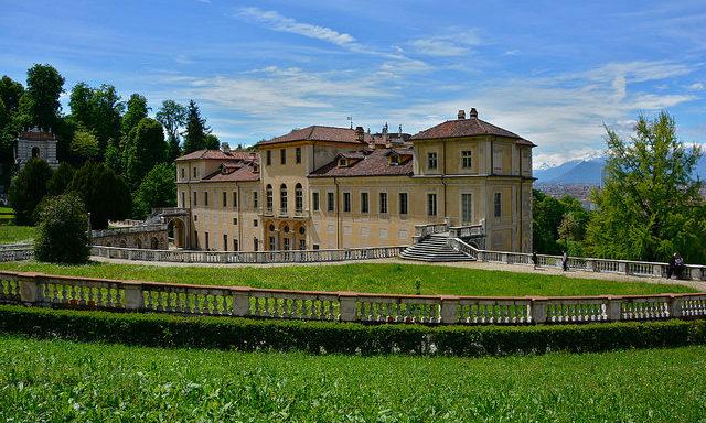 Вилла Регина в Турине