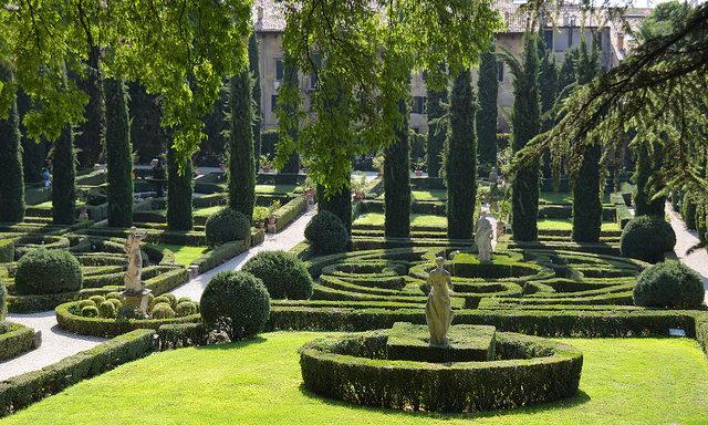 сады Джусти
