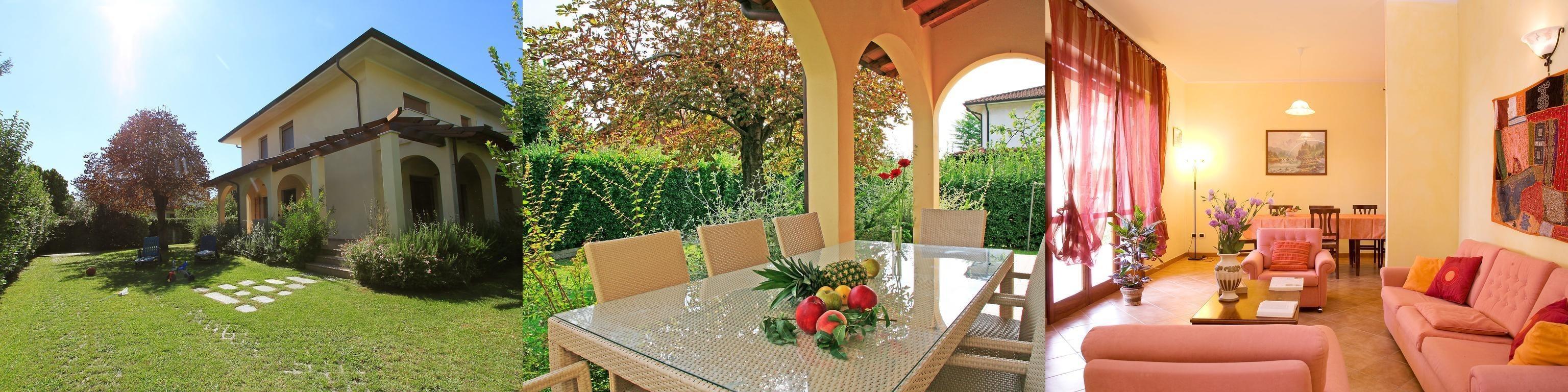 Locazione Turistica Villa Gino