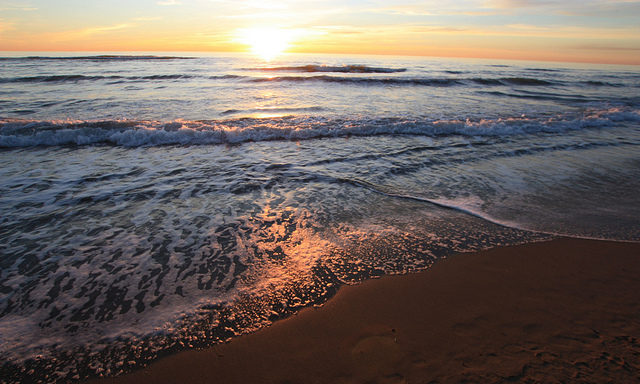 Пляжи Виареджио