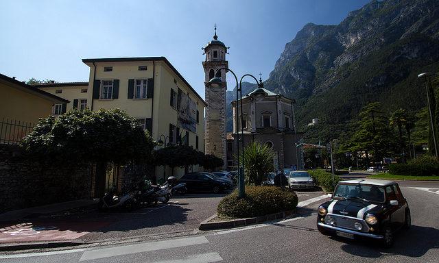 Башня в Рива-дель-Гарда