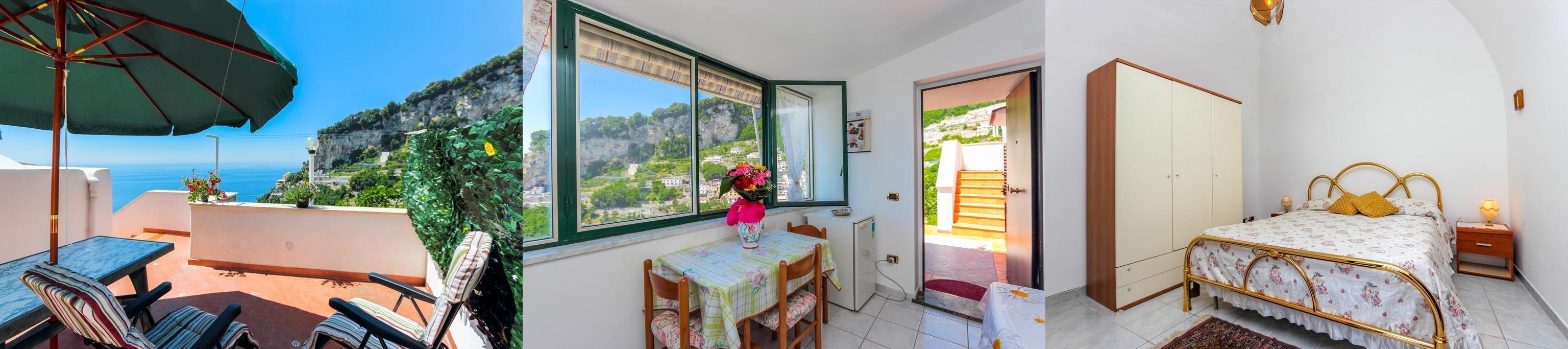 Villa Mare Amalfi