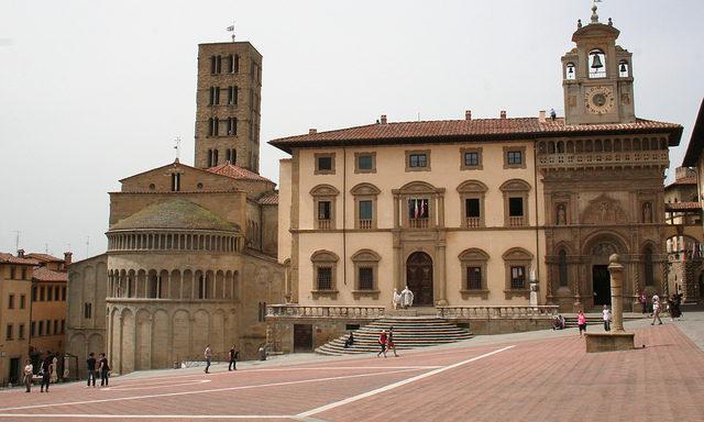 Исторический центр Ареццо