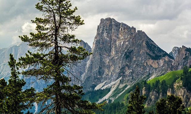 Доломитовые Альпы в окрестностях Кортины