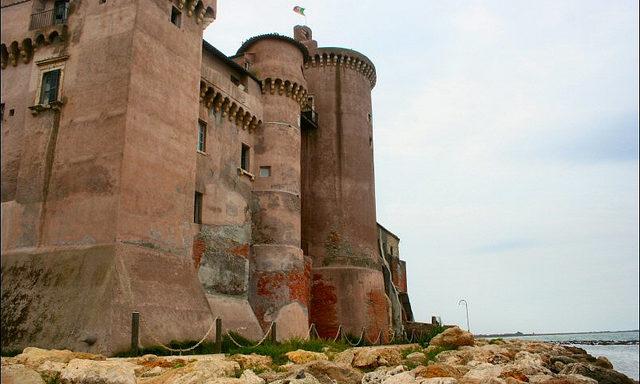 Замок Санта-Севера