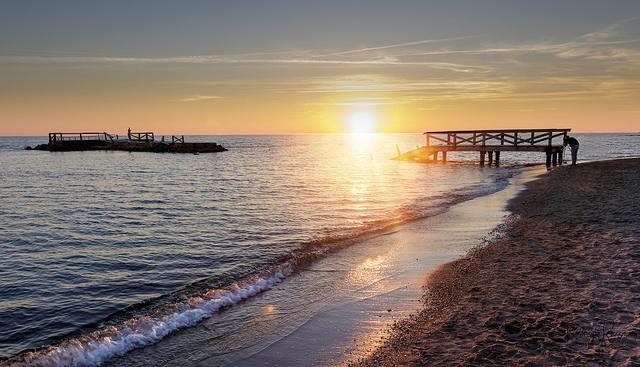 Пляжи Остии