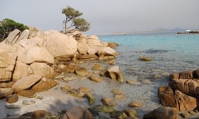 Пляж Каприччоли