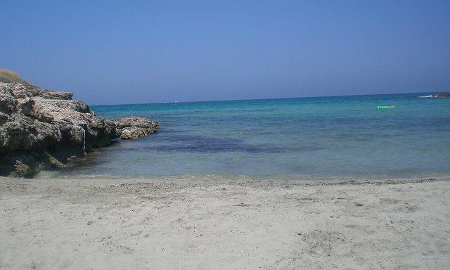 Пляжи в окрестностях Бриндизи