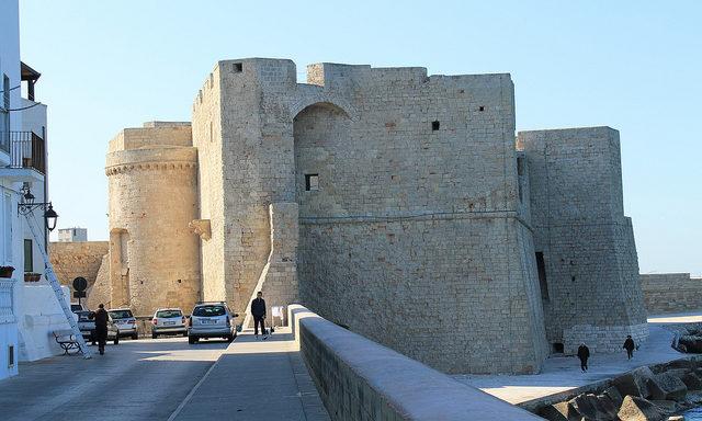 Крепость Монополи