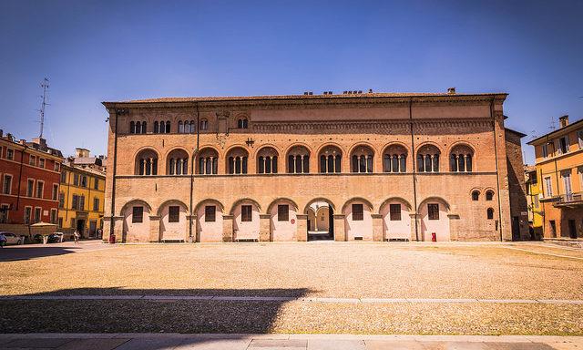 Исторические здания, Парма