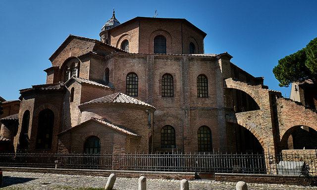 Архитектура в Равенне