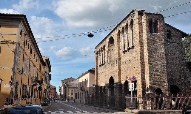По улицам Равенны