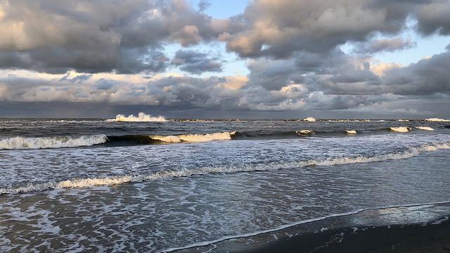 Пляж Лидо-Адриано