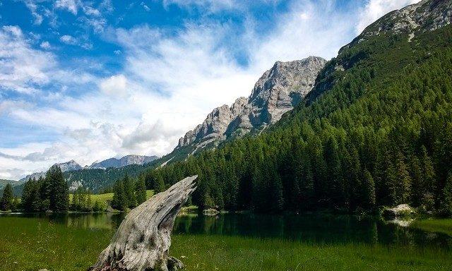 Красоты в окрестностях Пинцоло