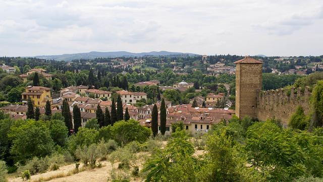 Тосканская идиллия в садах Боболи