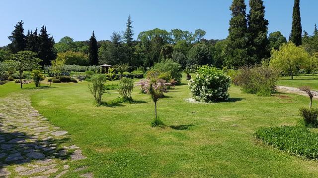 Ботанический сад в Бриони