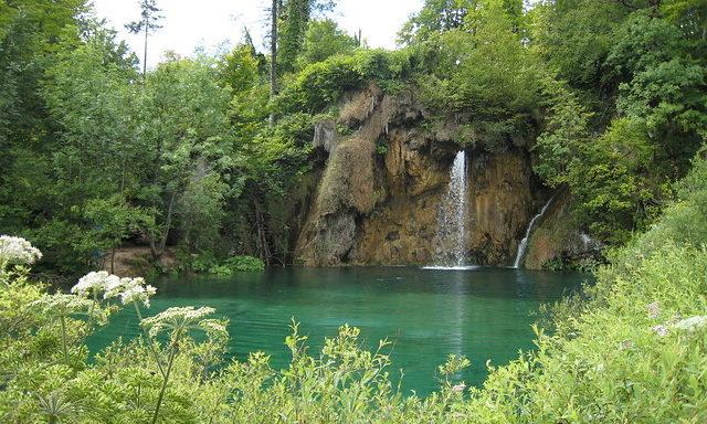 Природные виды Плитвицких озер