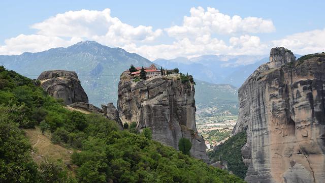 Монастырь в Метеорах