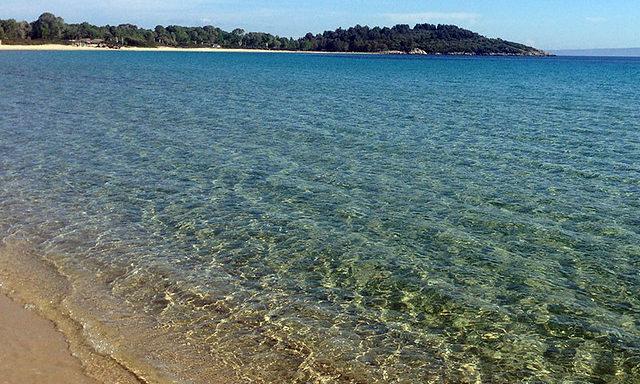 Пляжи Кассандры